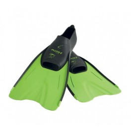 Salvimar Fluid Pinne Training Fin Verde - Apnea Shop - Negozio di ... b72b04bb8eb7