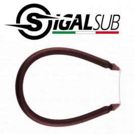 Circolare Sigal Reactive Brown 17,5mm con legature